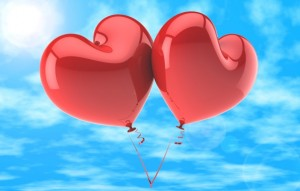 Happy Heart Balloons