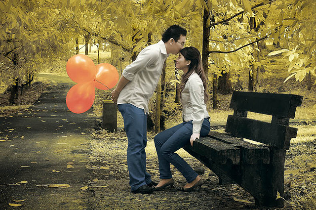 10 Tips for a spring romance